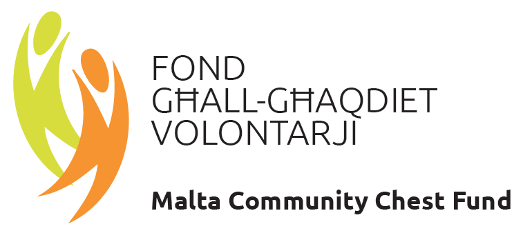 First Call  –  Social Projects Projects part-financed by Malta Community Chest Fund Co-financing rate: 90% MCCF funds. 10% Beneficiary's funds